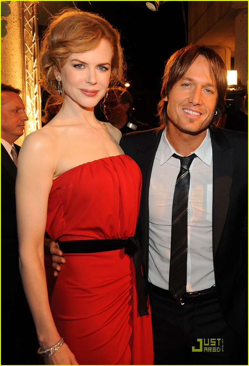 keith urban nicole kidman 2009 bmi country awards 182349411