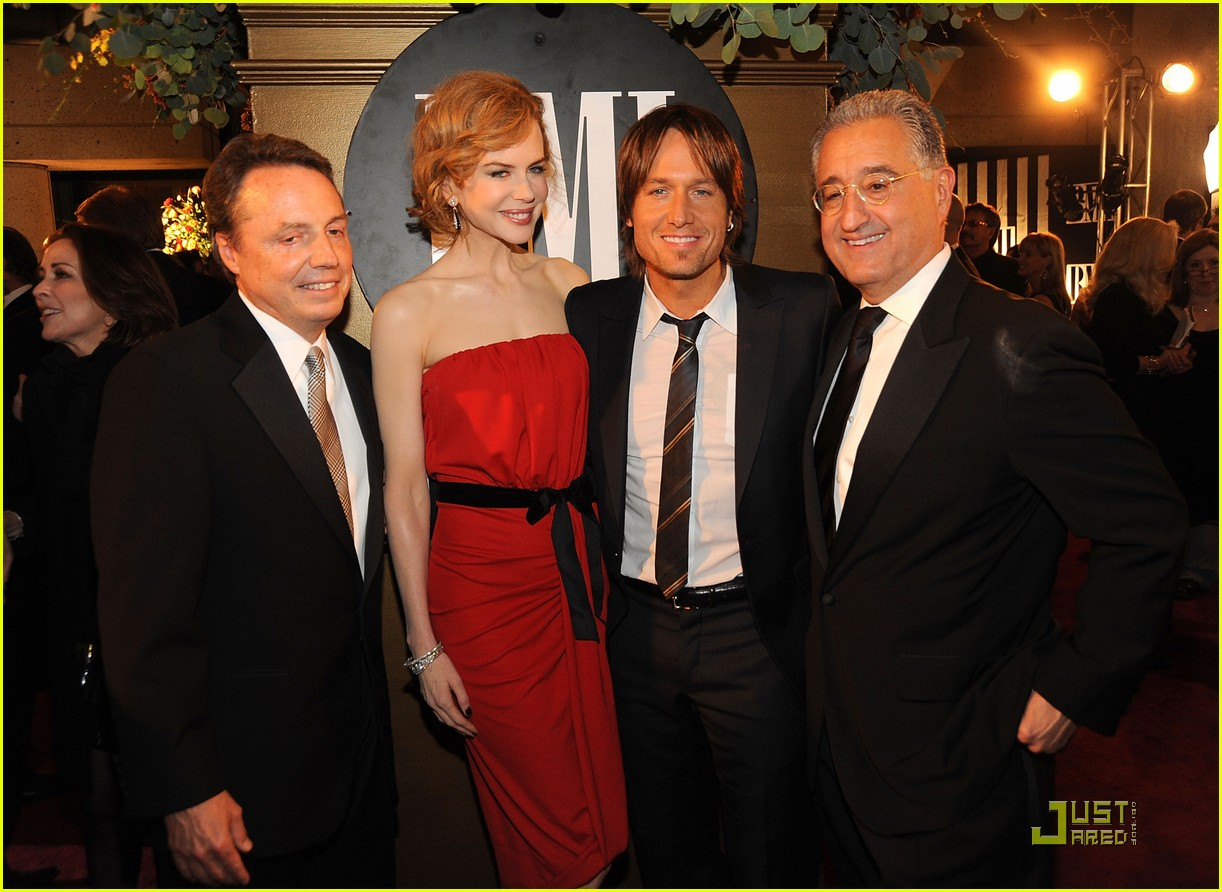 keith urban nicole kidman 2009 bmi country awards 222349451