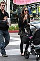 cam gigandet carries daughter everleigh 03