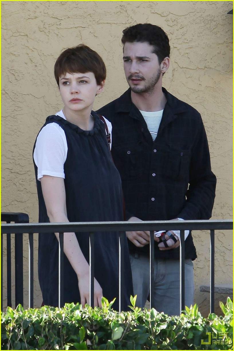 shia labeouf carey mulligan crafts 13
