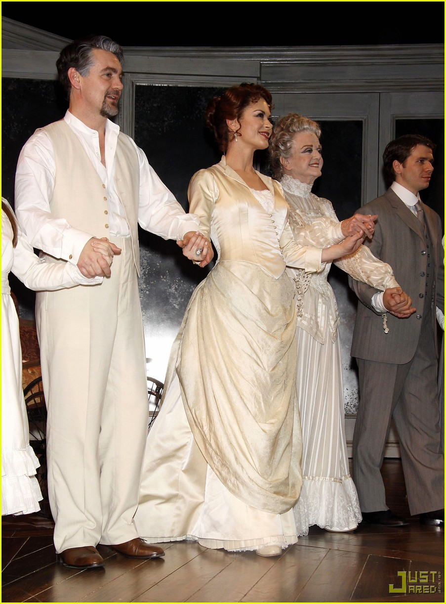 catherine zeta jones a little night music curtain call 09