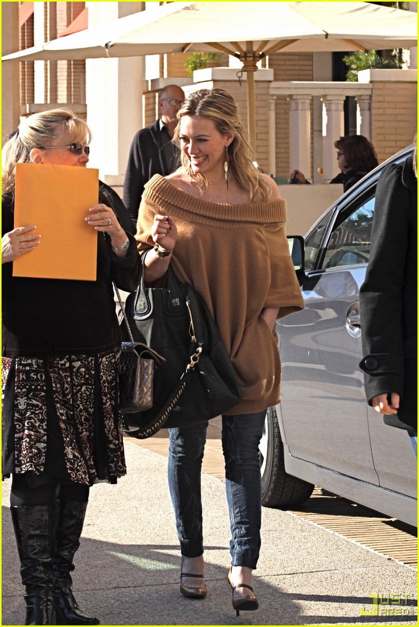 hilary duff barneys new york 03
