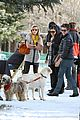 zac efron plays with dogs aspen 05