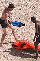 hugh jackman st barts beach 26