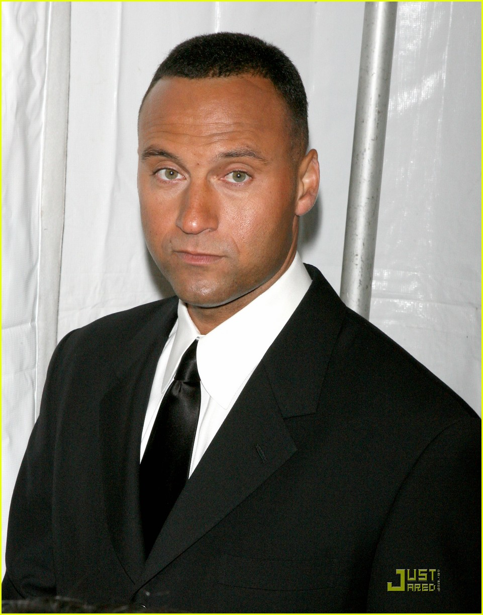 derek jeter si sportsman of the year 01