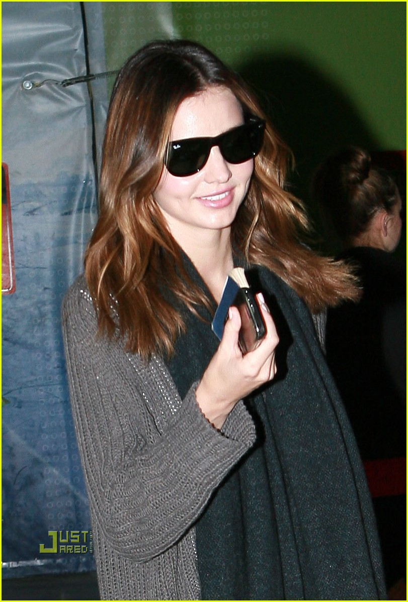 miranda kerr christmas los angeles 042402940