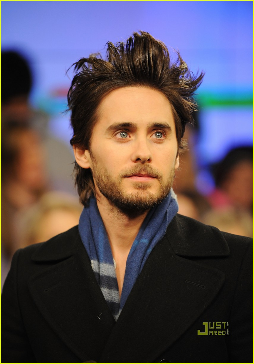 jared leto christmas eve 152403988