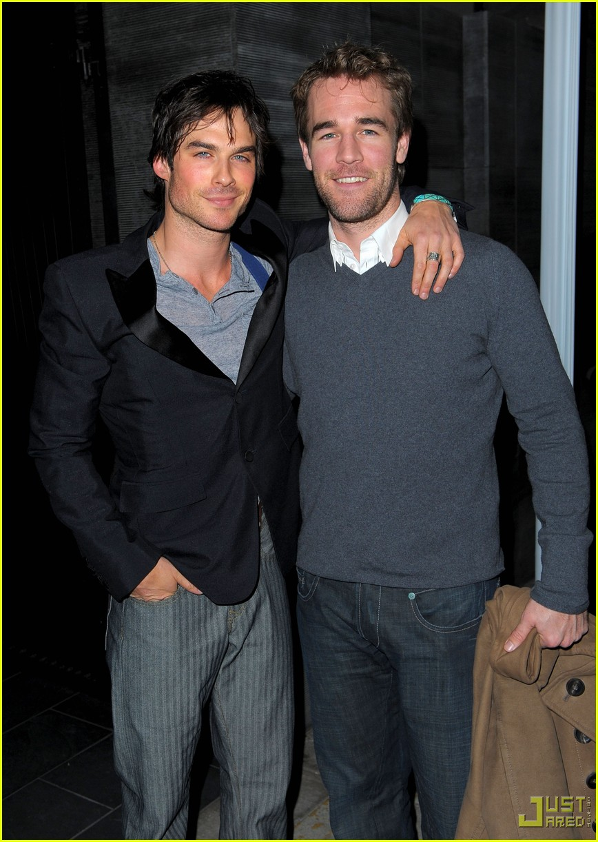 ian somerhalder golden globes party 04