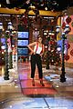 tyra banks holiday show larry king suspenders 03