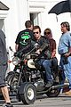 christina aguilera cam gigandet motorcycle 01