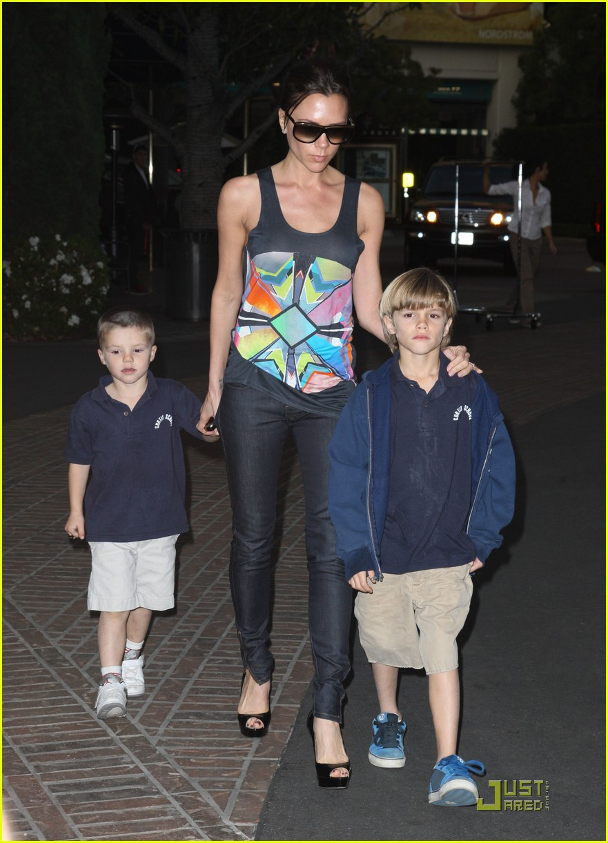 victoria beckham family feature 242406745