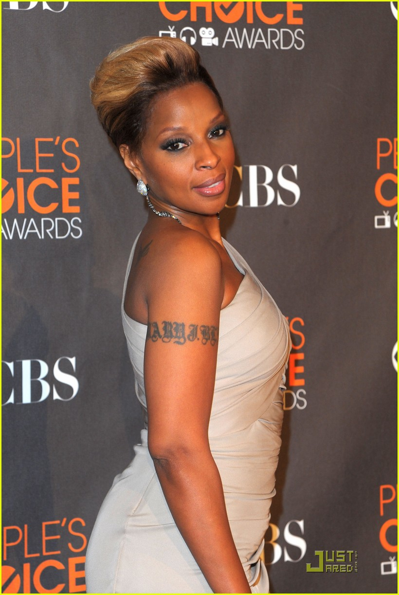 mary j blige peoples choice 2010 16