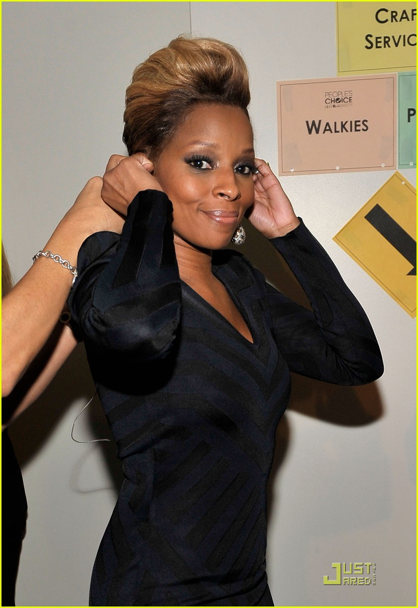 mary j blige peoples choice 2010 19