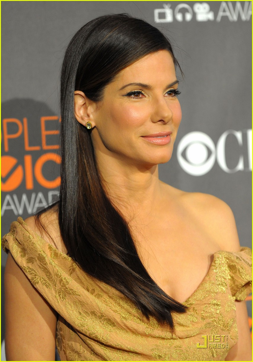 sandra bullock peoples choice 2010 012406520