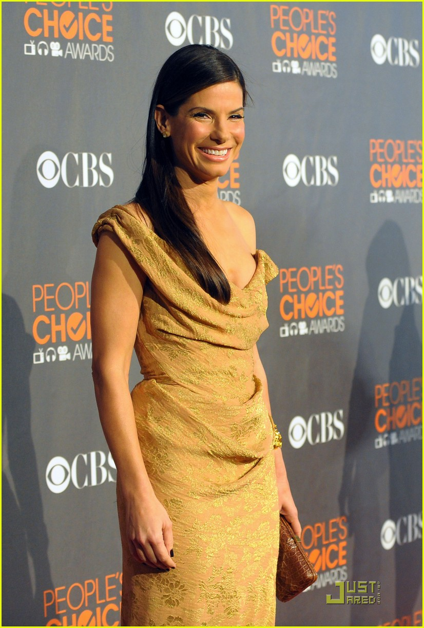 sandra bullock peoples choice 2010 022406521