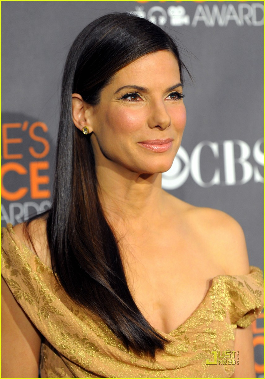 sandra bullock peoples choice 2010 07