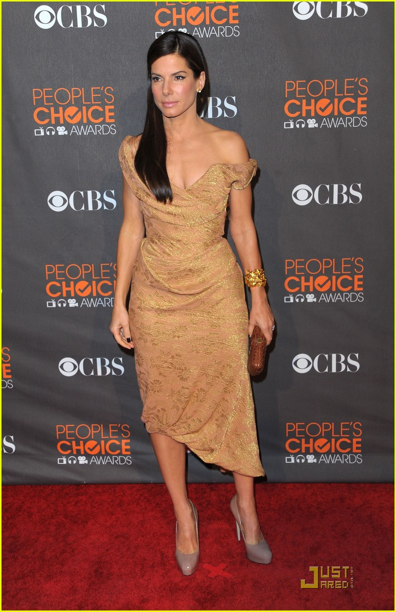sandra bullock peoples choice 2010 14