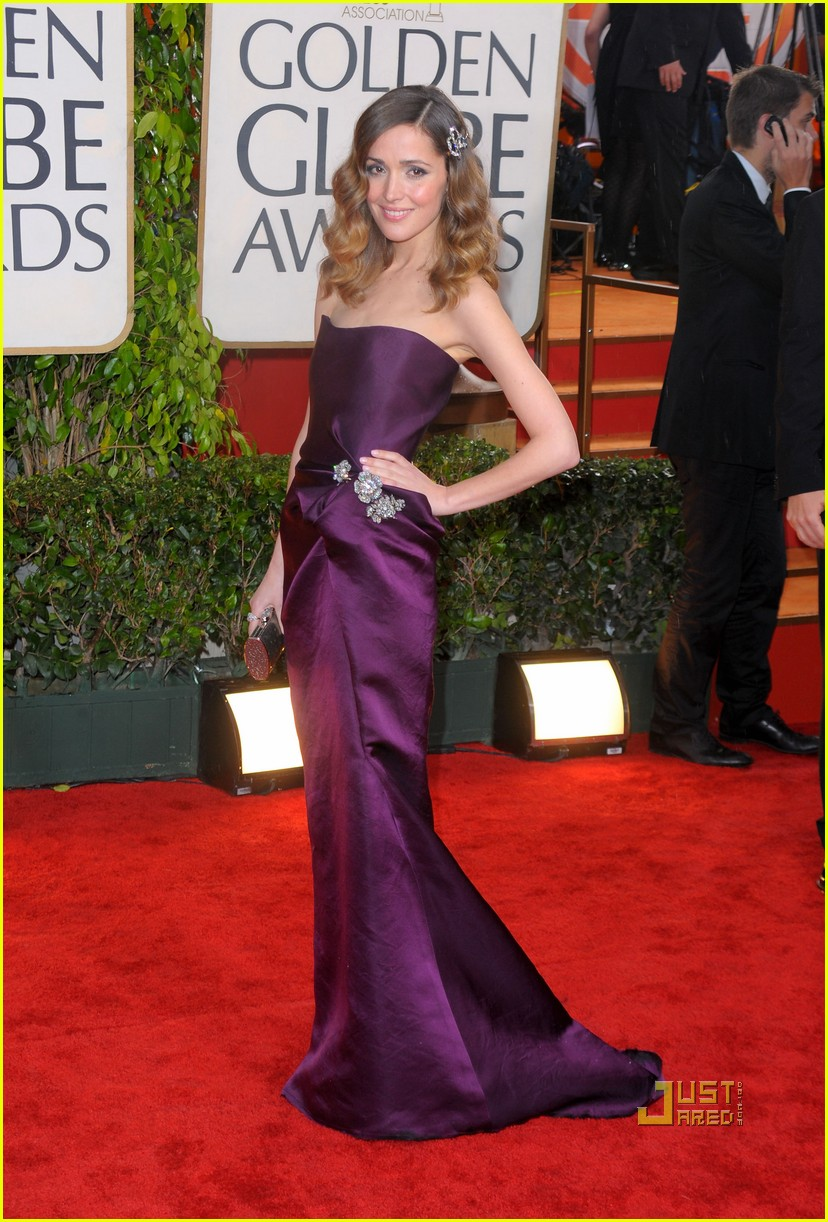 rose byrne 2010 golden globes red carpet 022409076