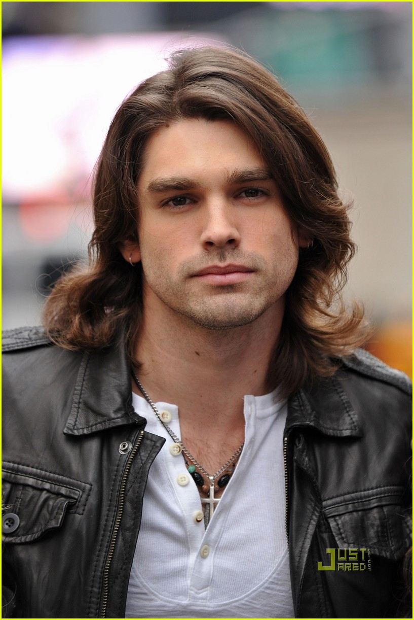 justin gaston if i can dream 01