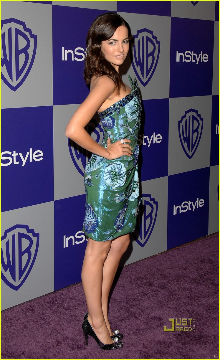 camilla belle golden globes 2010 after party 04