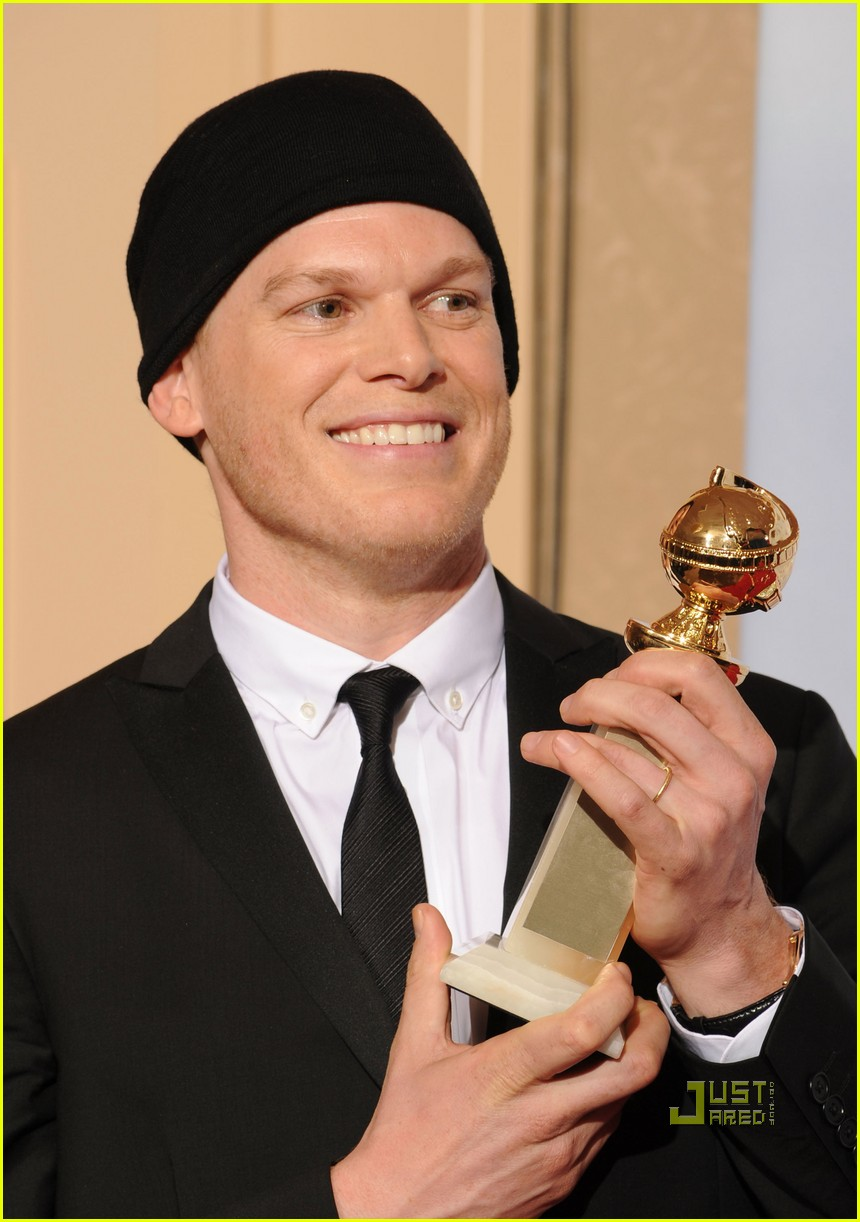 michael c hall 2010 golden globes 01