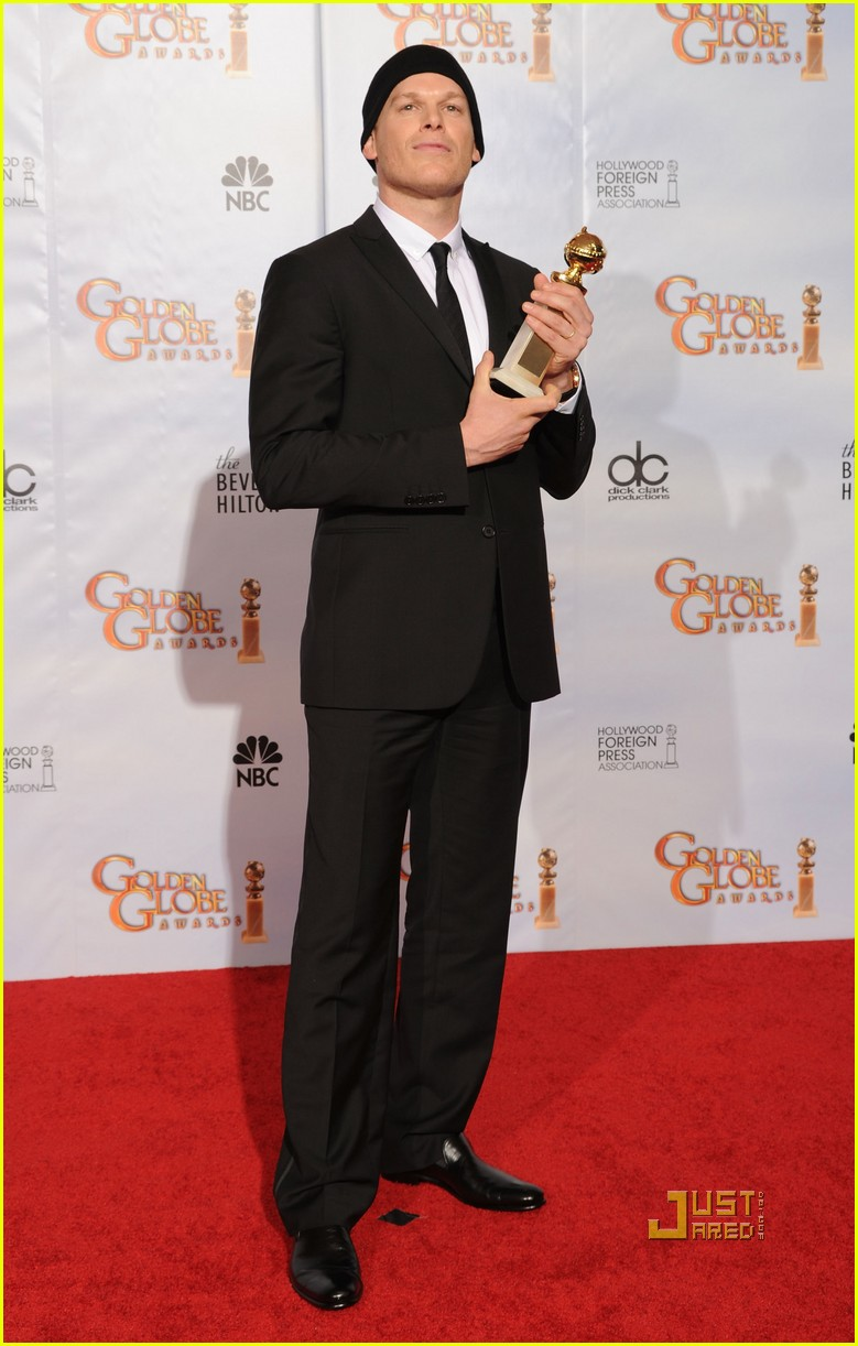 michael c hall 2010 golden globes 02