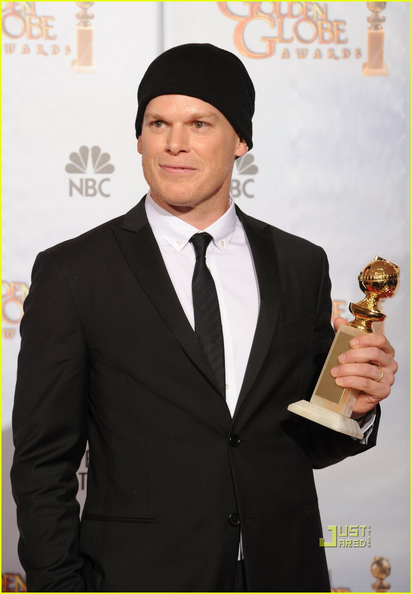 michael c hall 2010 golden globes 03