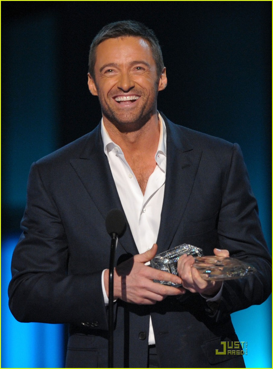 hugh jackman peoples choice 2010 042406625