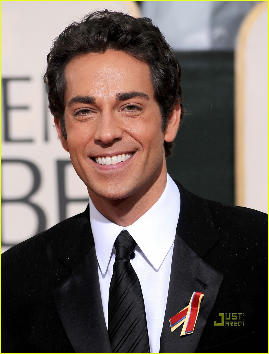 zachary levi news