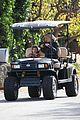 matthew mcconaughey levi golf cart kay 12
