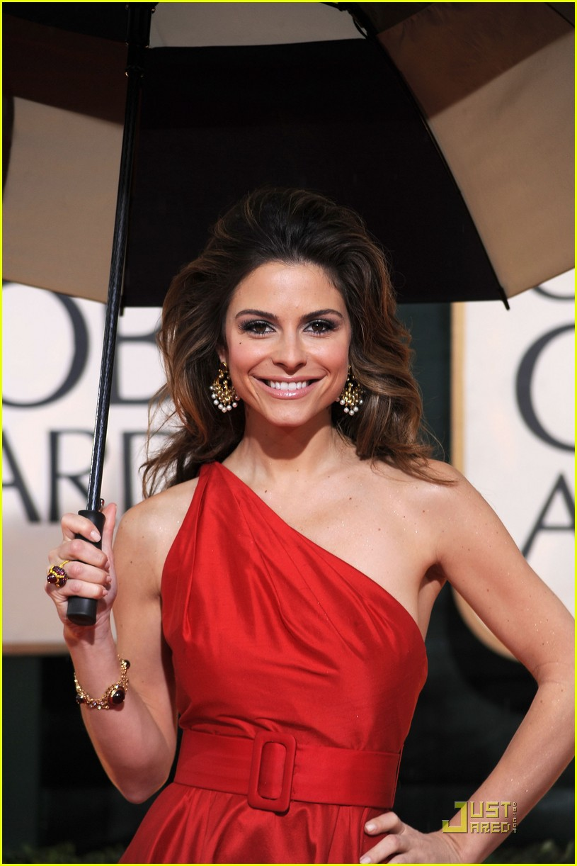 maria menounos golden globes 2010 05