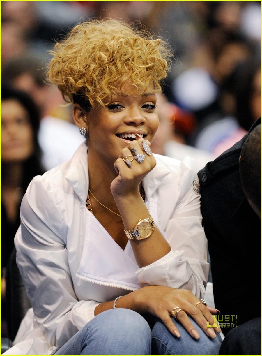 Rihanna Matt Kemp Clippers Couple Photo 2408893 Matt Kemp