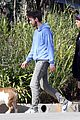 shia labeouf carey mulligan walk brando bulldog 01
