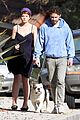 shia labeouf carey mulligan walk brando bulldog 09