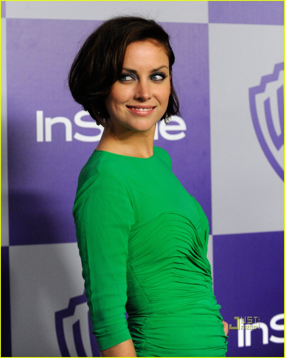 jessica stroup instyle 2010 golden globes after party 02