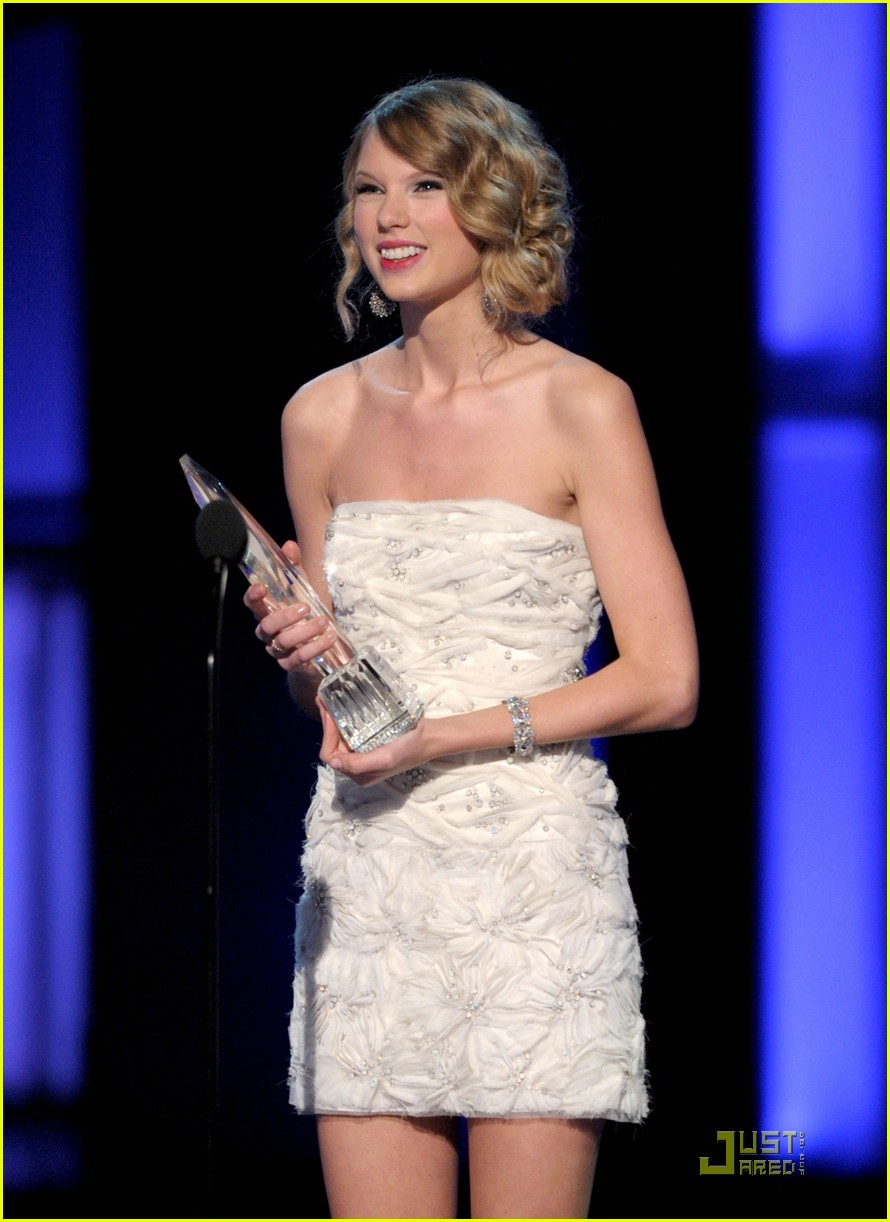 taylor swift peoples choice 2010 08