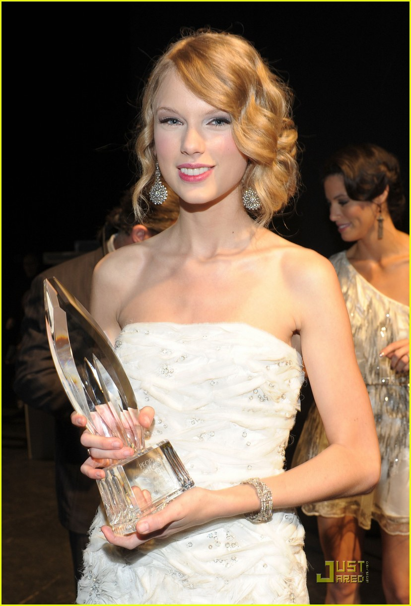 taylor swift peoples choice 2010 14