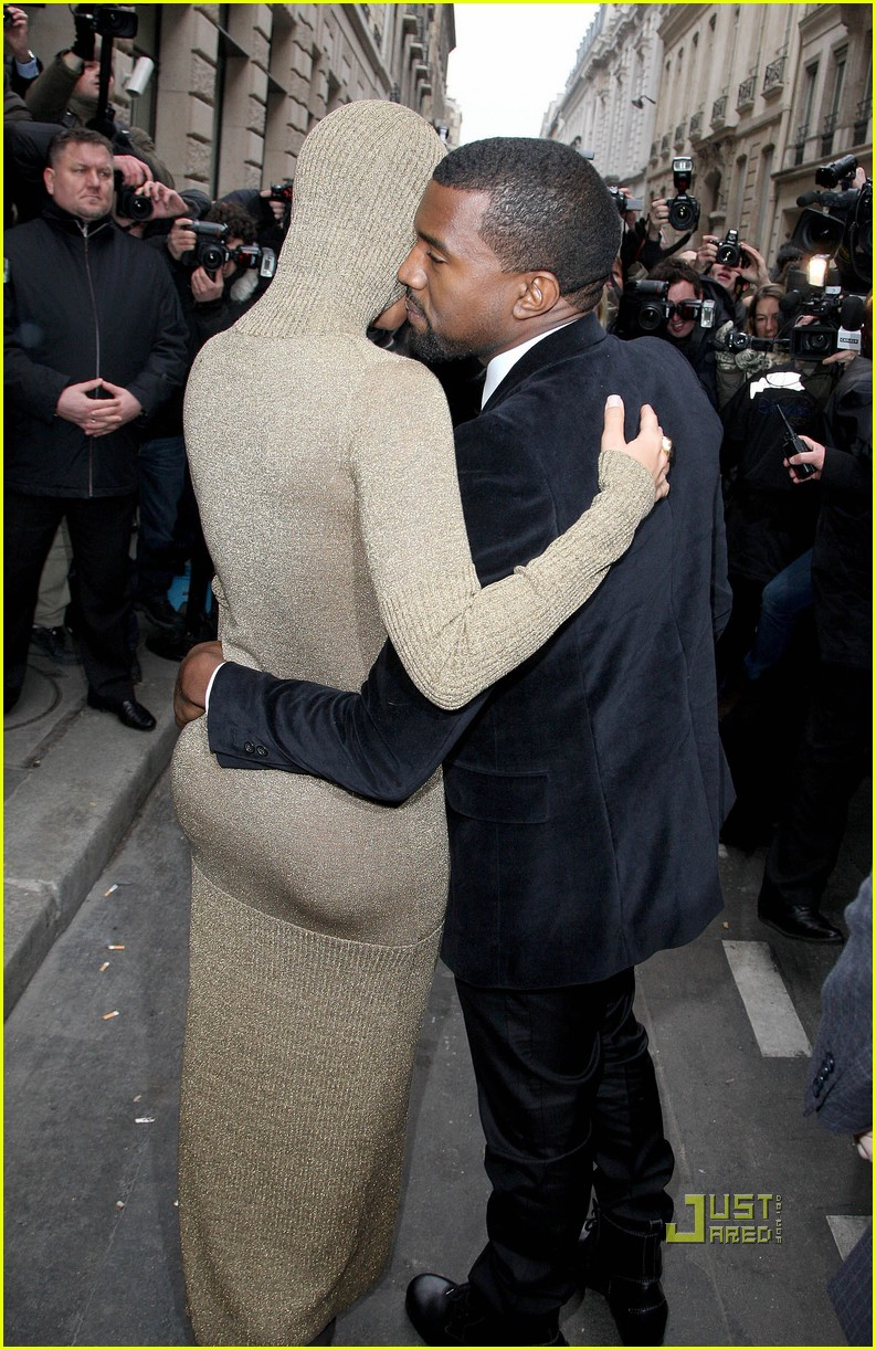 kanye west amber rose chanel haute couture 04