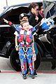 cruz beckham transformers birthday party victoria beckham 07