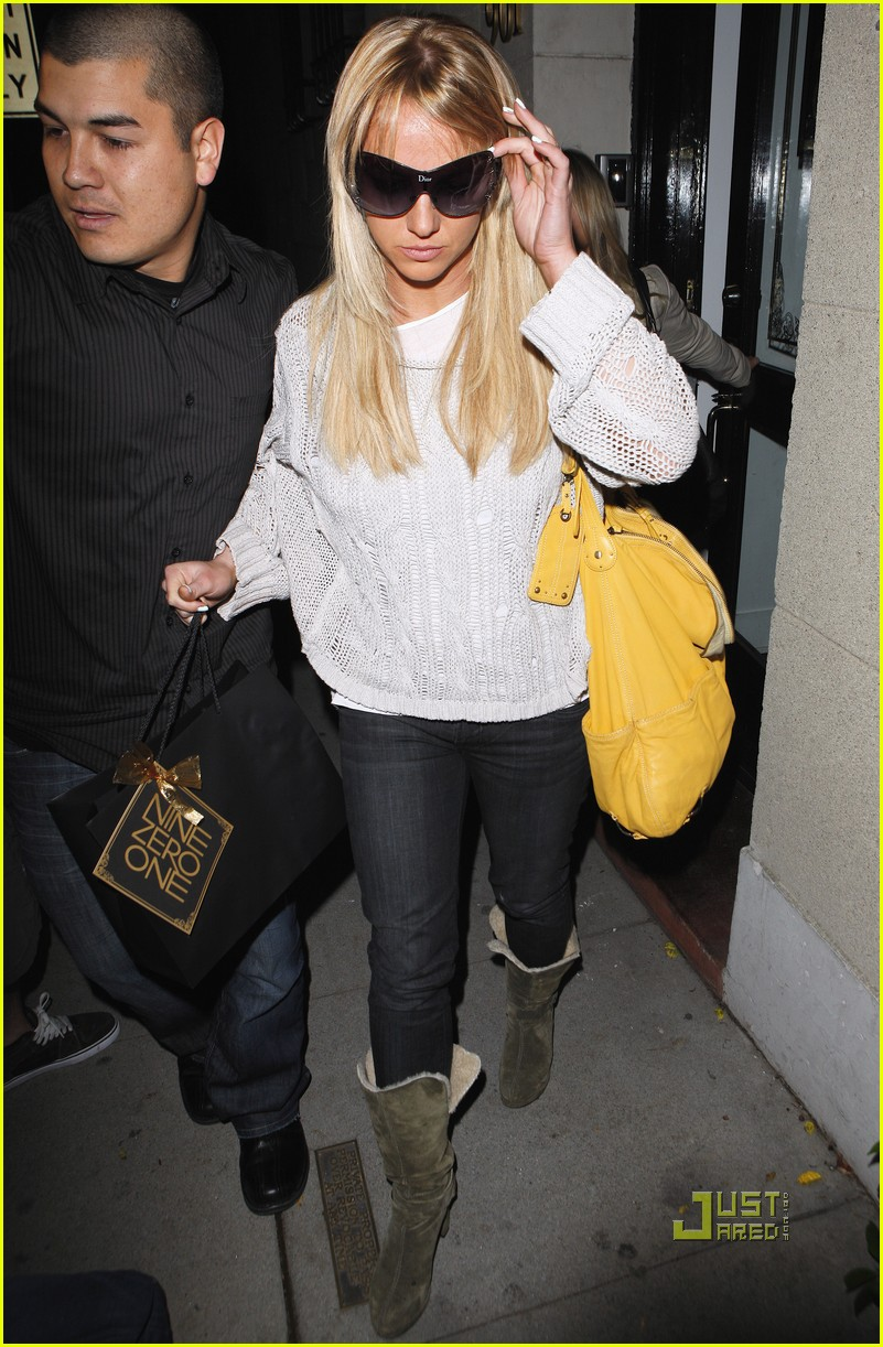 britney spears blonde hair again 13