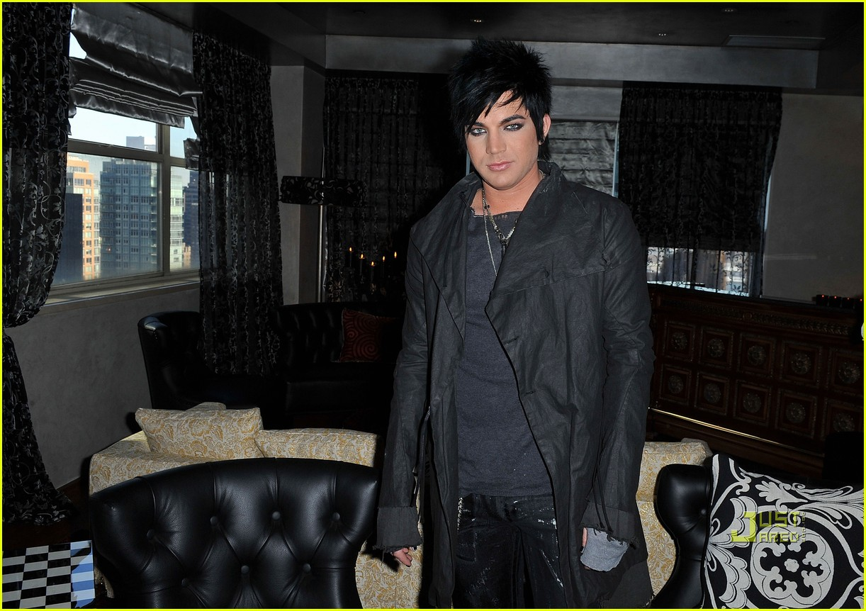 adam lambert shoots nightline interview 03