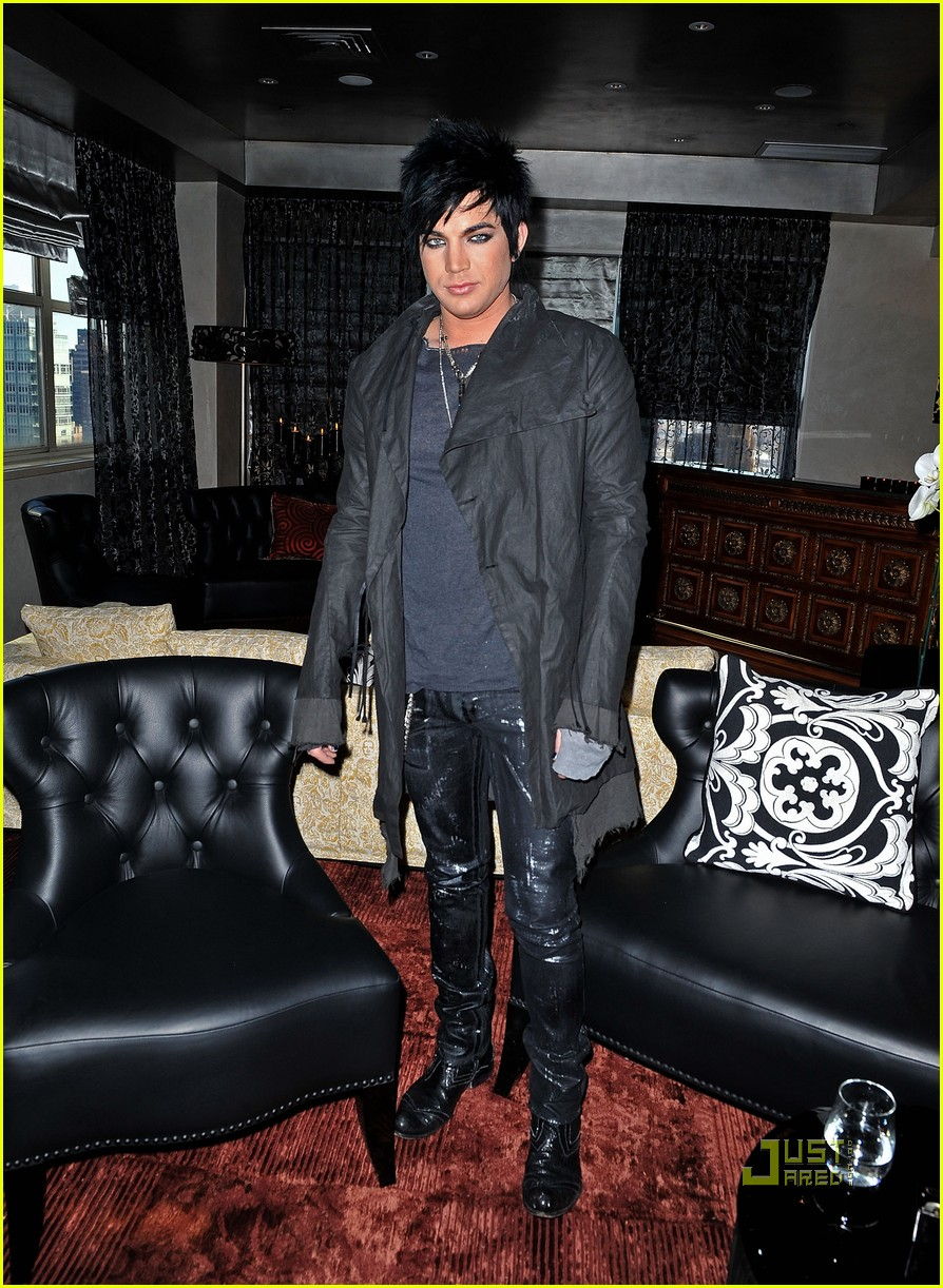 adam lambert shoots nightline interview 052428198