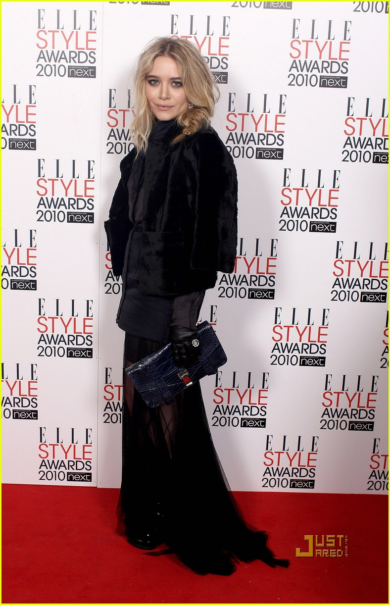 olsen twins elle style awards 022429501