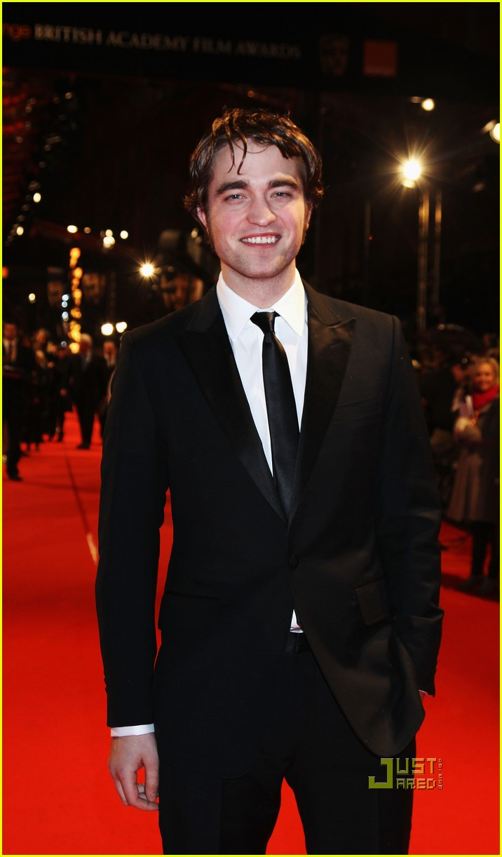 robert pattinson bafta hair 11