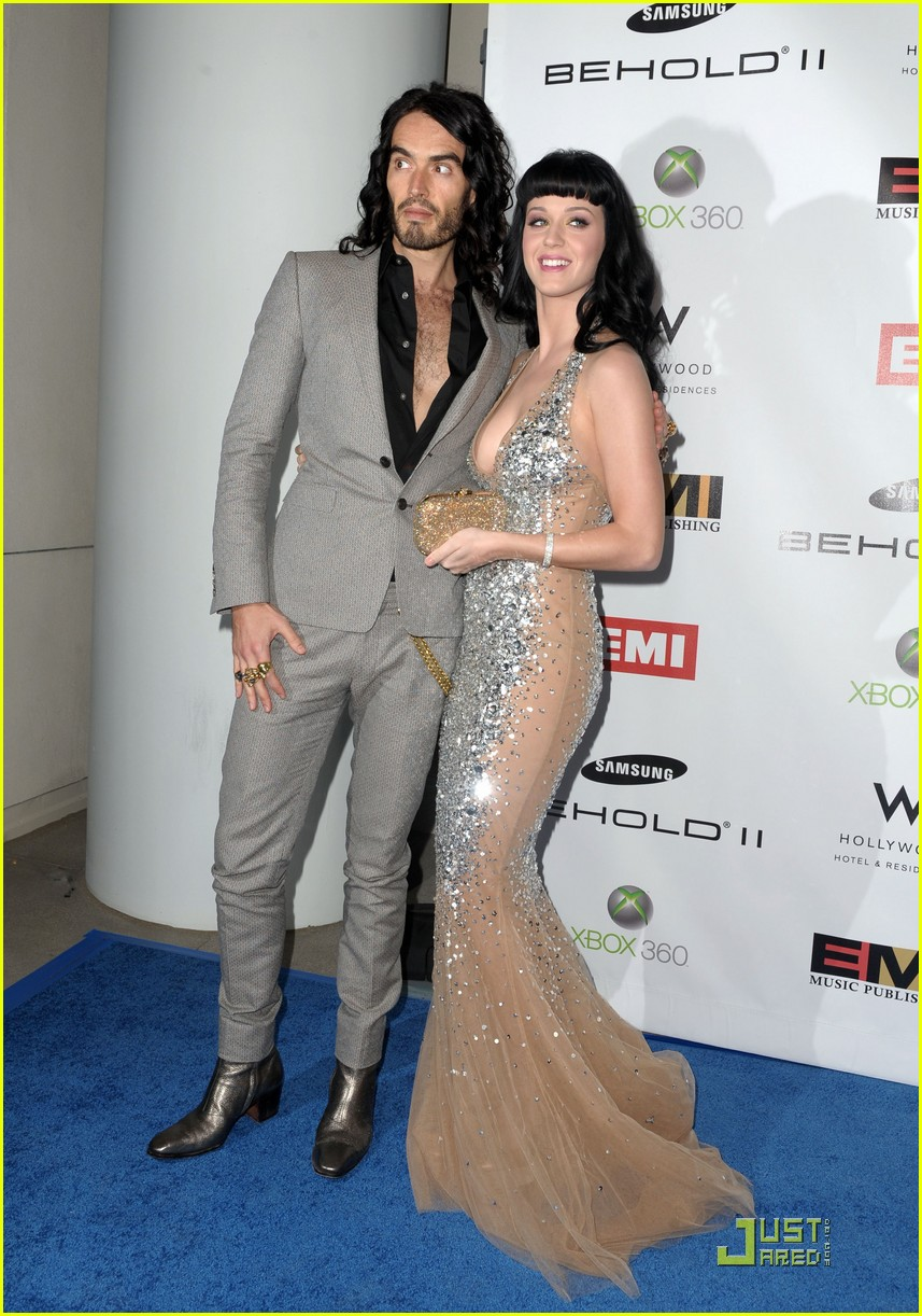 katy perry grammys 2010 emi party 06