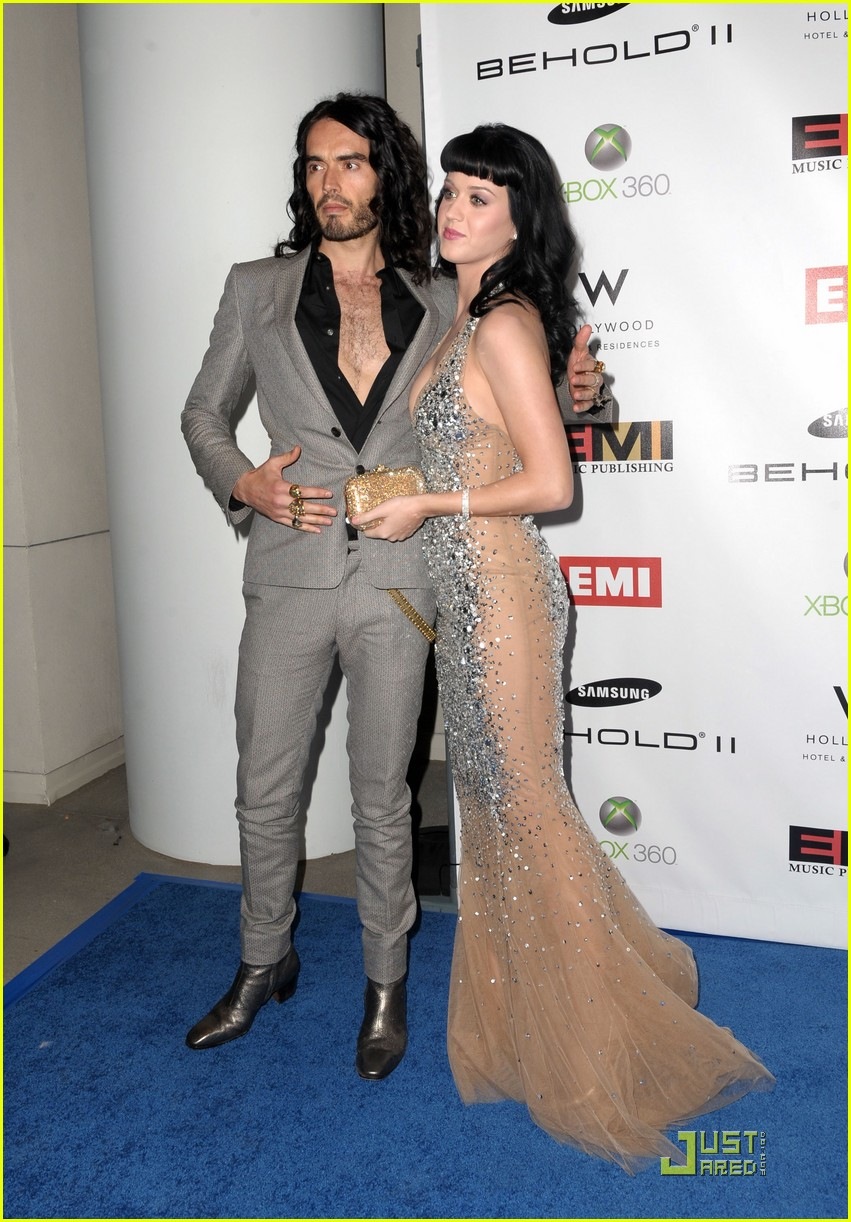 katy perry grammys 2010 emi party 08