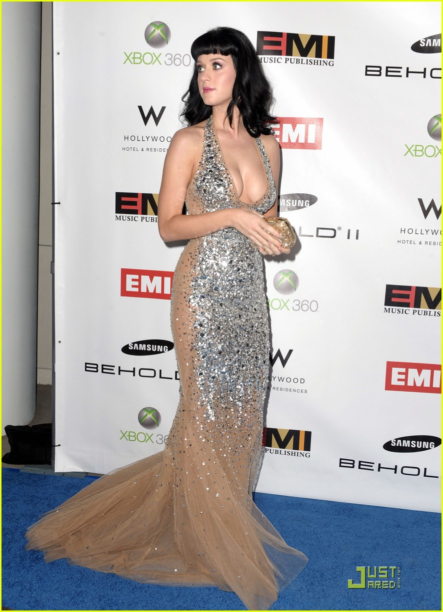 katy perry grammys 2010 emi party 102413354