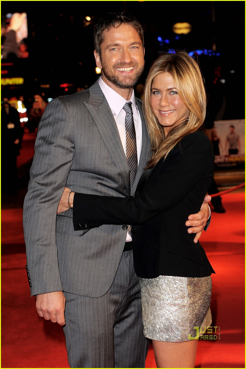 jennifer aniston bounty hunter uk premiere 07