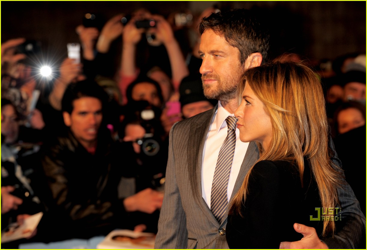 jennifer aniston bounty hunter uk premiere 12