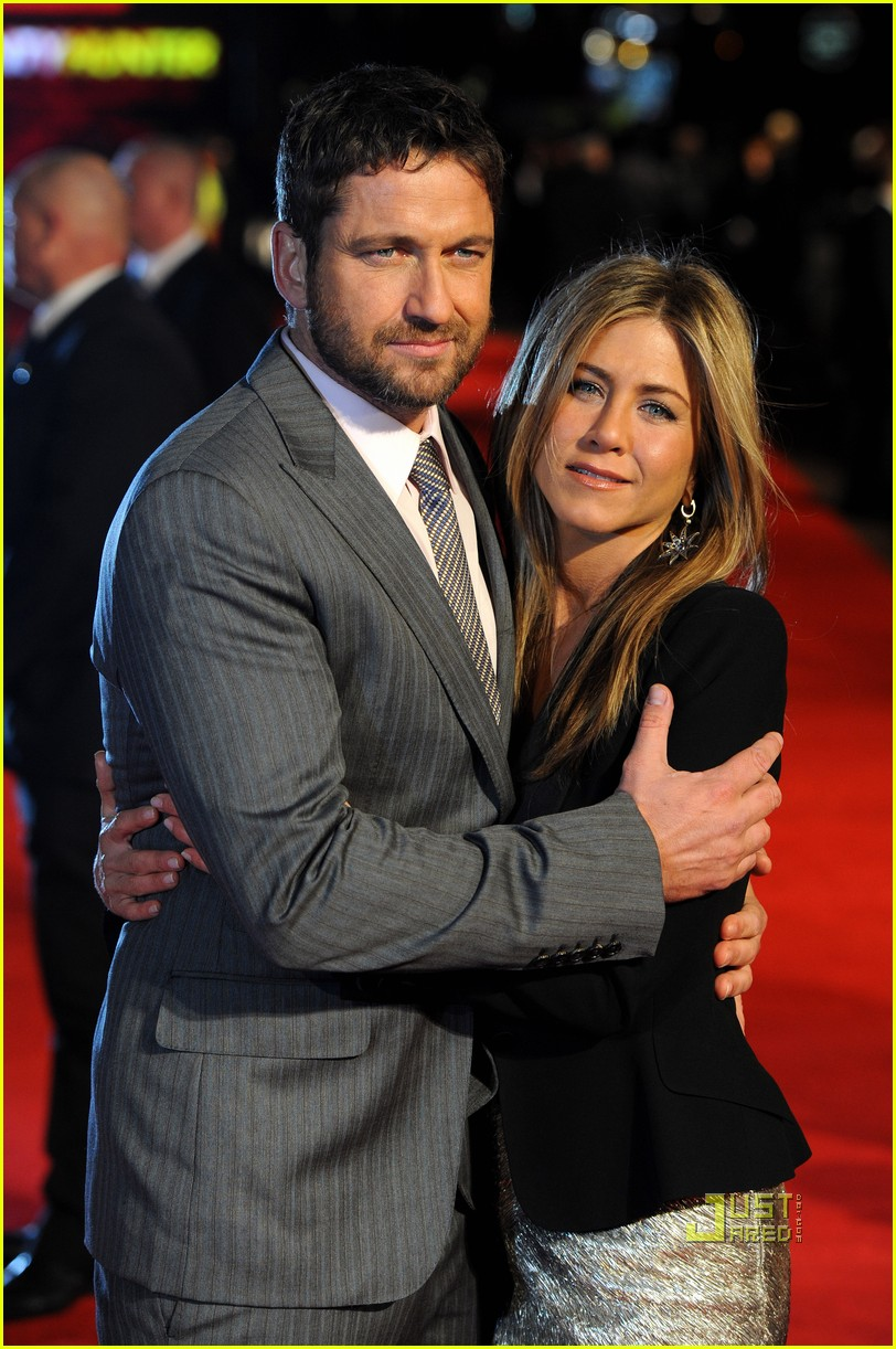 jennifer aniston bounty hunter uk premiere 162434038